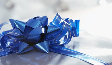 Gift bow HD wallpaper