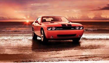 Dodge Challenger SRT8  HD wallpaper