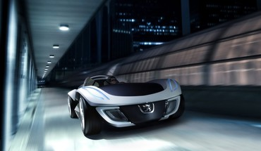 Voitures hybrides notion HYmotion4 rc voiture de flux de peugeot  HD wallpaper
