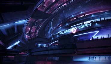 Mass effect 3 Fegefeuer Videospiele  HD wallpaper