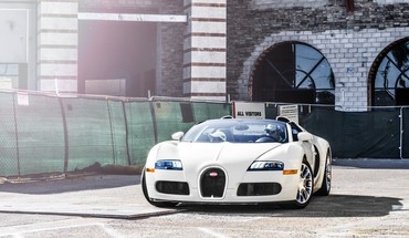 Cars usa california white HD wallpaper