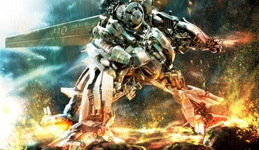 War transformers robot HD wallpaper
