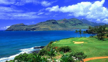 Hawaï golf  HD wallpaper