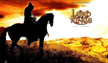 Silhouette the lord of rings horses nazgul ringwraith HD wallpaper