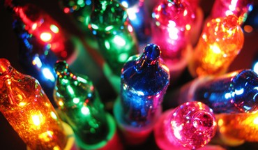 Lights christmas HD wallpaper