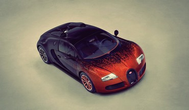 Cars bug bugatti grand vehicles veyron sport HD wallpaper