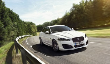 Jaguar xfr speed edition HD wallpaper