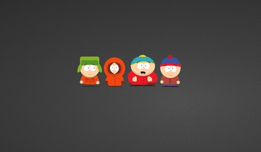 Characters stan marsh kenny mccormick kyle broflovski HD wallpaper