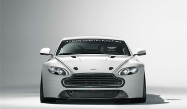 Cars vehicles aston martin vantage gt4 HD wallpaper