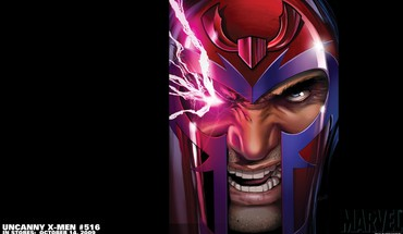X-men magneto marvel comics HD wallpaper