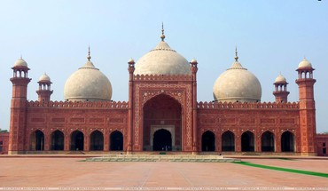 Islam architecture buildings mosques HD wallpaper