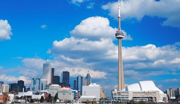 CN Tower Canadian National Railway islam muslim Moscheen  HD wallpaper
