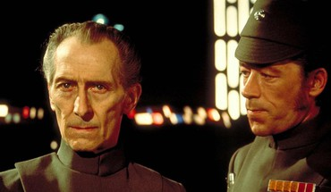 Grand moff tarkin on set wars futuristic HD wallpaper