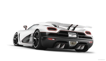 Koenigsegg agera r cars white HD wallpaper