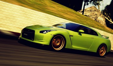 Turismo 5 races playstation 3 gtr speed HD wallpaper