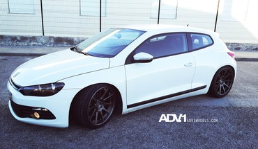 Adv1 Volkswagen Scirocco roues autos  HD wallpaper