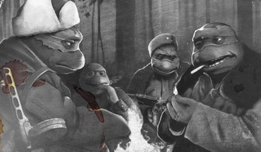 Mutant ninja turtles donatello leonardo raphael michaelangelo HD wallpaper