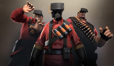 Steam team fortress 2 vr mann vs machine HD wallpaper