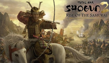 Samurai shogun 2 total war rise HD wallpaper