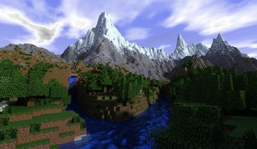 Minecraft Realismus  HD wallpaper