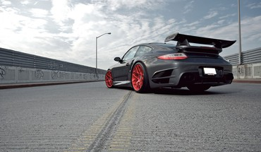 Turbo porsche 997 HD wallpaper