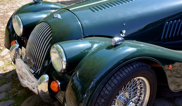 Cars morgan (car) HD wallpaper