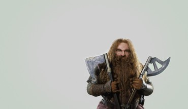 Of rings dwarfs gimli axes simple background HD wallpaper