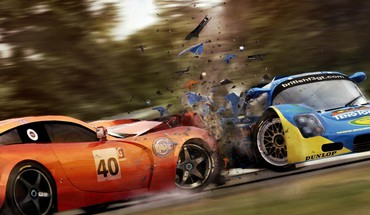 Games cars design crash metallic 2014 hexagon HD wallpaper