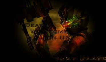 Dead space dark HD wallpaper