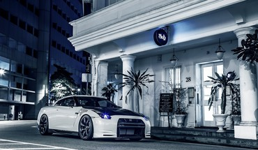 Autos Nissan GT-R  HD wallpaper
