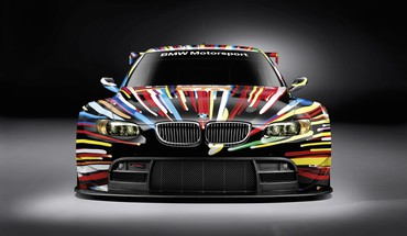 Racing BMW M3 GT2  HD wallpaper