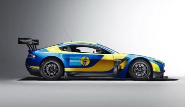 Aston Martin V12 Vantage GT3  HD wallpaper