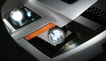 Cars 2006 headlights prodrive HD wallpaper