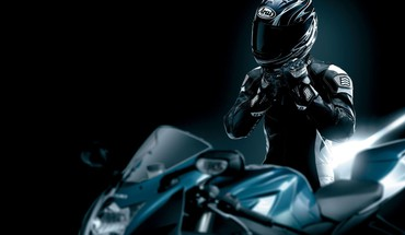 Pilot motorbikes HD wallpaper