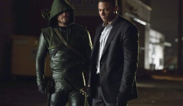 Amell arrow (tv) oliver queen david ramsey HD wallpaper