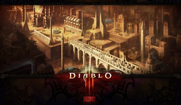 Blizzard entertainment diablo iii HD wallpaper