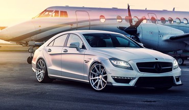 Mercedes-Benz Mercedes Benz CLS 63 AMG automobilių  HD wallpaper