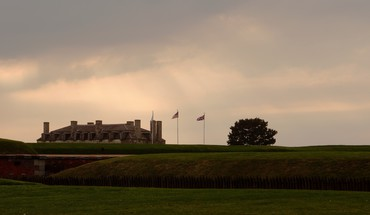 Fort niagara wall HD wallpaper