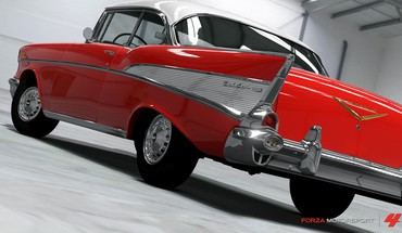 360 Chevrolet Bel Air Forza Motorsport 4  HD wallpaper