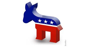 The democratic party HD wallpaper