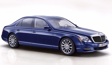 Maybach cars simple background vehicles HD wallpaper