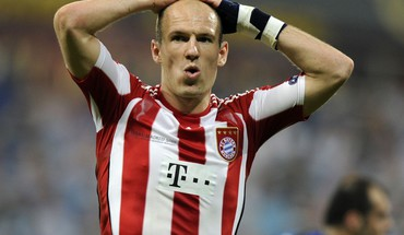 Arjen robben fc bayern munich soccer sports HD wallpaper