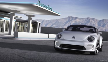 Volkswagen Concept Art  HD wallpaper