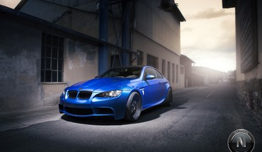 2013 BMW M3 BT92 par alpha n performances  HD wallpaper