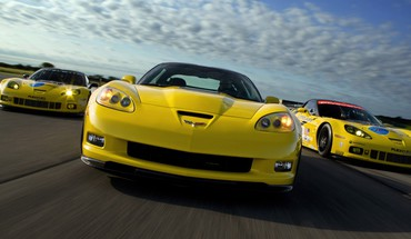 Cars corvette c6 gt2 HD wallpaper