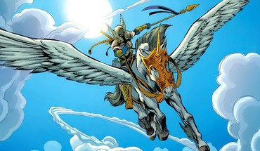 Baimė pati Marvel Comics Valkyrie Marvel merginos  HD wallpaper