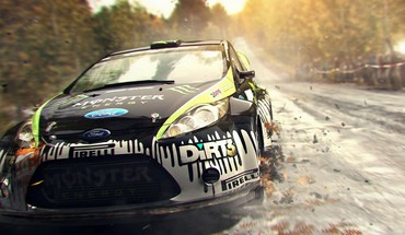 Colin mcrae dirt 3 games video HD wallpaper
