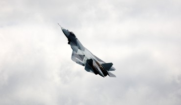 Aircraft pak fa aviation air skies sukhoi t-50 HD wallpaper