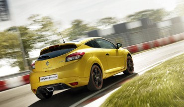 Renault Megane RS trofėjus Megan  HD wallpaper