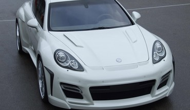 Cars porsche panamera fab design HD wallpaper